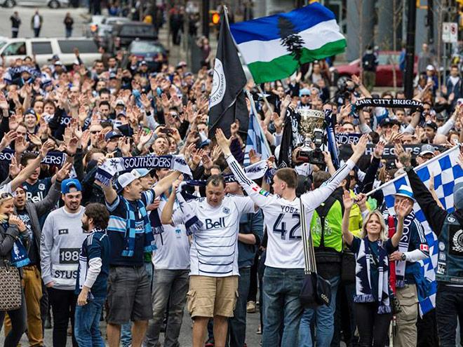 Фанаты в MLS - законы, наказания, драки, беженцы