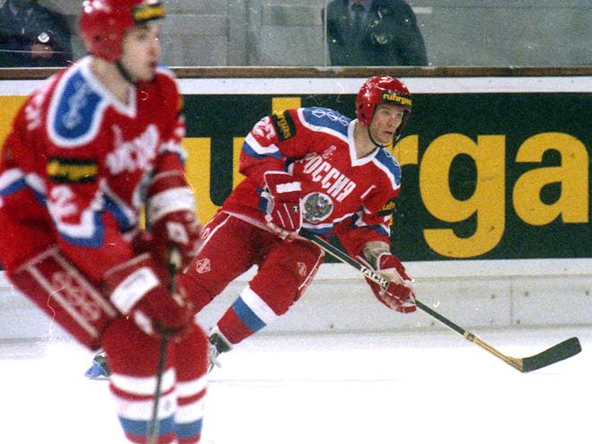 Всё золото нашего хоккея. Чемпионат мира–1993
