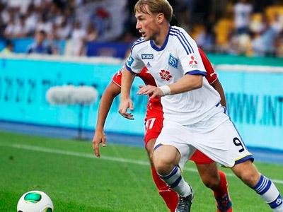 «Динамо» - «Таврия» - 2:0