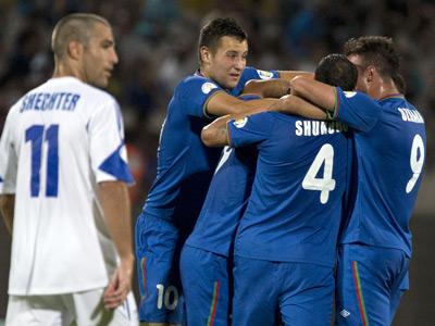 Тренеры сборной Азербайджана верят в победу