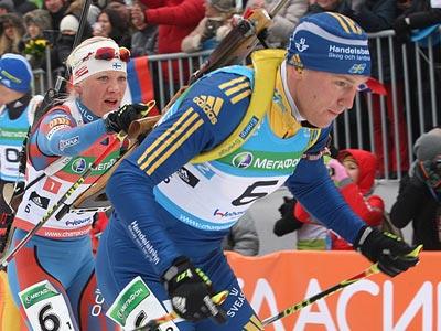 Бьорн Ферри о победе в спринте на Камчатке