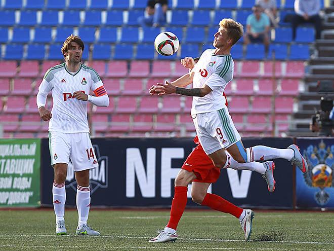 Игроки ФК «Локомотив»