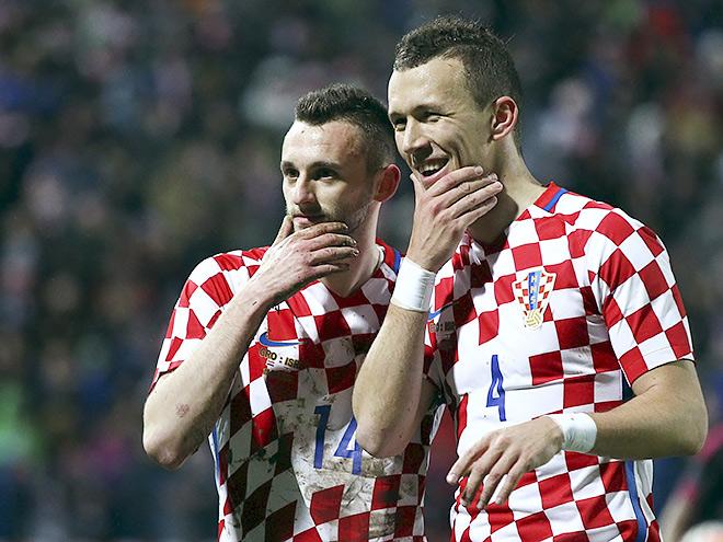 Сборная Хорватии на Евро-2016