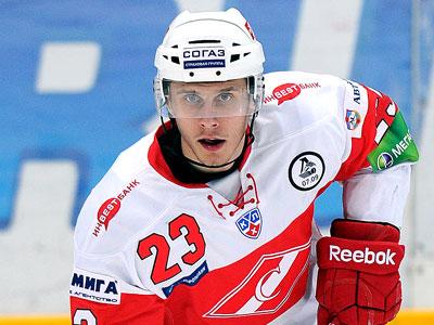 В нынешнее межсезонье Мамкин заключил новый контракт со «Спартаком»