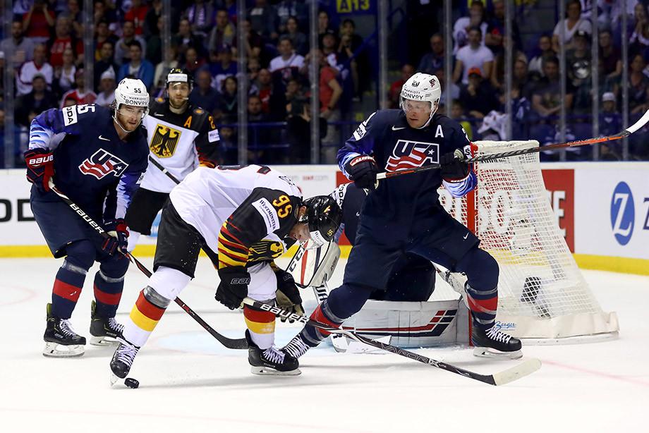 США — Германия – 3:1, обзор матча чемпионата мира