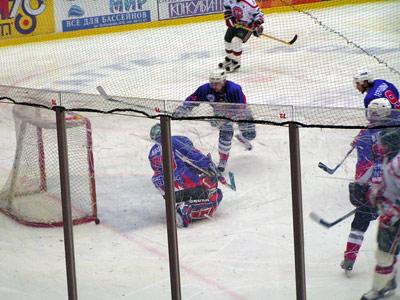 Хоккей-невидимка