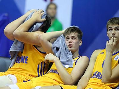 Украина разгромлена на Евробаскете-2013 (U-16)