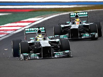 Итоги сезона Формулы-1 для команды «Мерседес»