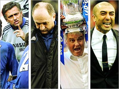«Челси» потратил на тренерские увольнения £ 57 млн