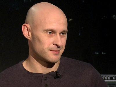 Алексей Пешнин на «Трибуне» КХЛ ТВ