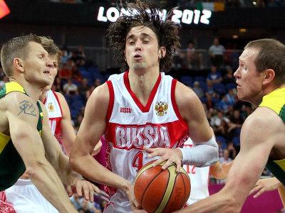Специфика нападения сборной России по баскетболу