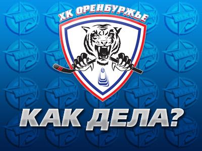 «Белые Тигры» заняли шестое место в дивизионе «Поволжье»