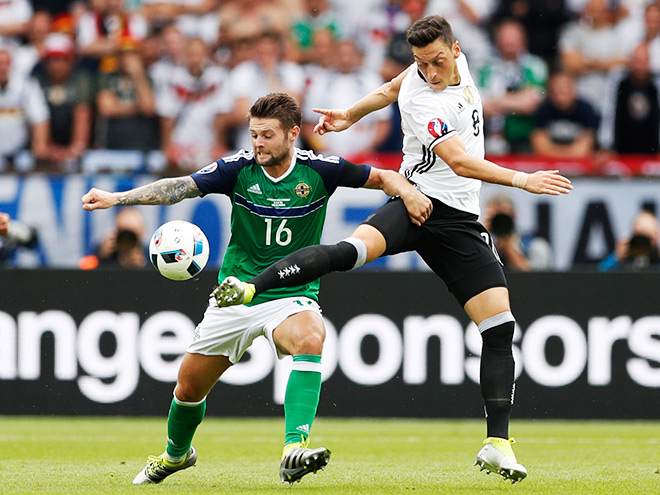 Евро-2016. Северная Ирландия — Германия. Фото