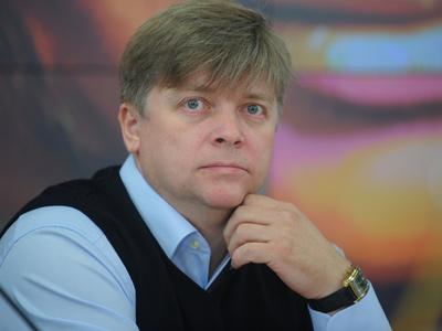 Главный тренер мужской сборной Александр Венков