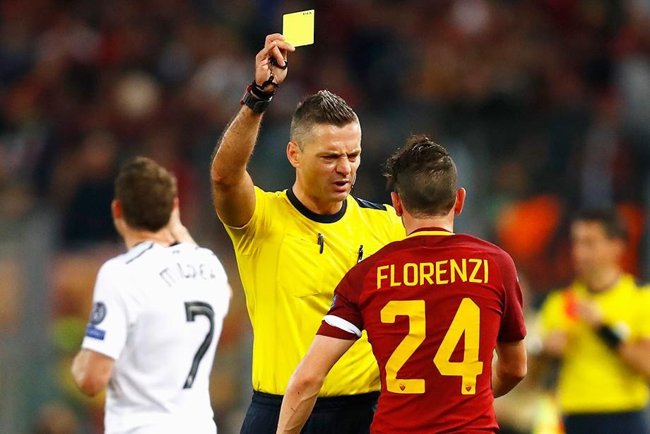 Лига чемпионов. «Рома» — «Ливерпуль» — 4:2
