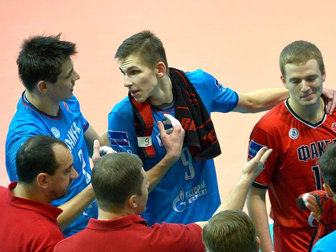 Волейбол. Пять открытий сезона-2015/16