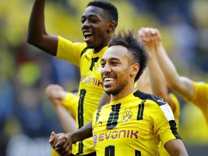 10 лучших игроков сезона Бундеслиги. Номер 1 — не Левандовски