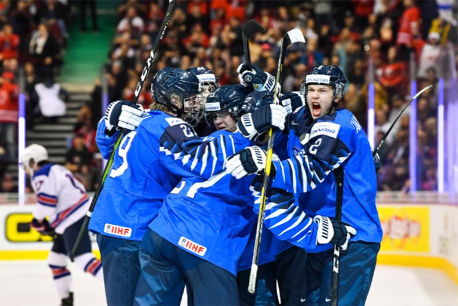 Финские львы не зря обыграли Канаду. У финнов три золота МЧМ за 6 лет