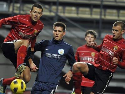 Центральный матч тура в первой лиге – матч в Севастополе
