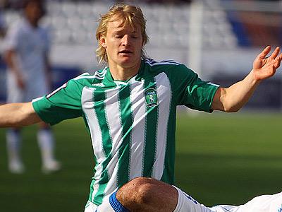 Евгений Стариков намерен продолжить карьеру в Премьер-Лиге