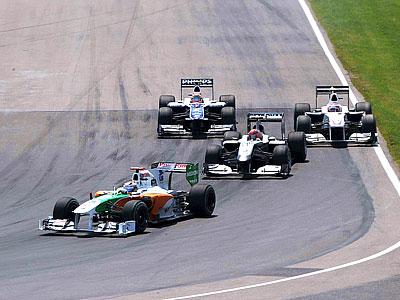 Хронометр: Гран-при Канады