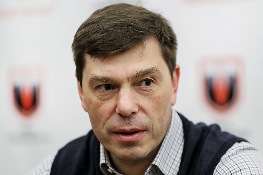 Алексей Кудашов в гостях у «Чемпионата»