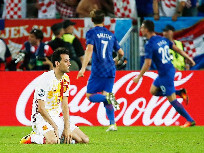 Испания — Хорватия