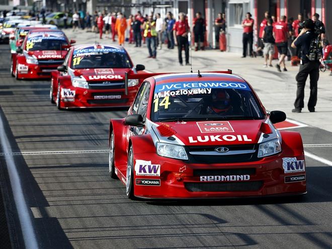 Гонщики «Лады» — о субботе на Moscow Raceway
