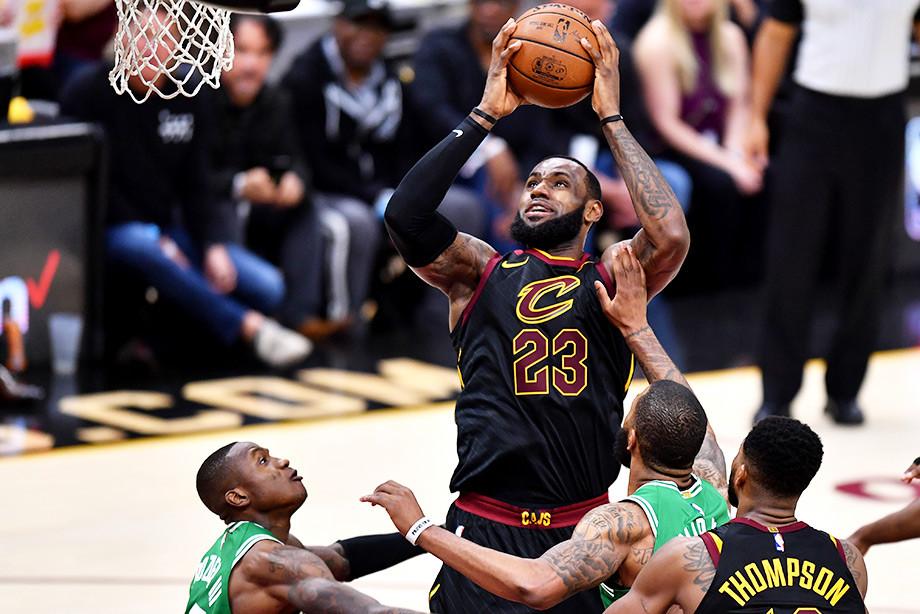 НБА. Леброн Джеймс