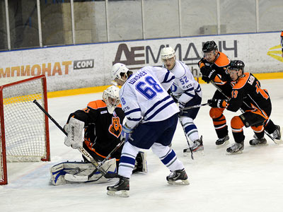В пятницу в ВХЛ игралось всего четыре матча