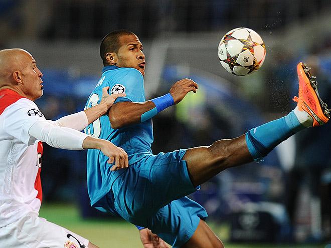 «Зенит» устроит только победа в матче с «Монако»