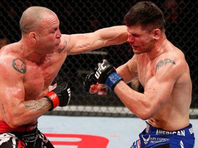 Вандерлей Силва победил на UFC в Японии