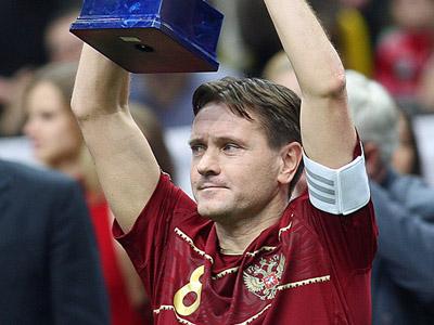Аленичев: победу посвятили Ерёменко
