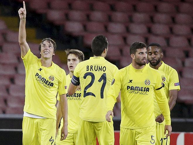 «Вильярреал» – одна из самых ярких команд европейского сезона