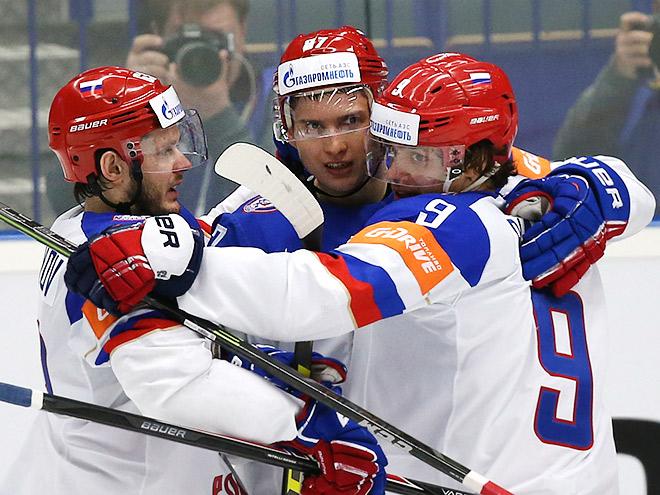 С кем сборная России может сыграть в 1/4 ЧМ-2015?
