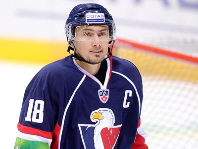 Форвард «Слована» Мирослав Шатан – об опыте игры в КХЛ