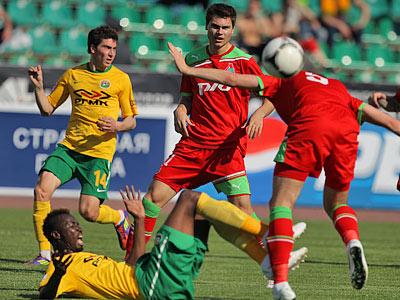 «Кубань» наконец-то смогла отобрать очки у «Локомотива»