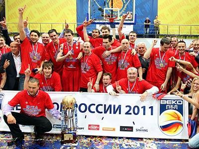 ПБЛ-2010/11. ЦСКА: соблюдая традиции