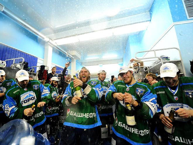 Нефтекамский «Торос» в третий раз выиграл «Братину»