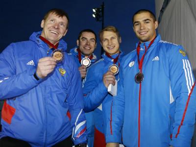 Четверка Зубкова выиграла серебро в Калгари