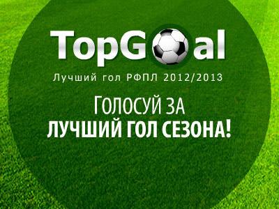 """Топ-5 голов 23-го тура по версии """"Чемпионат.com"""""""
