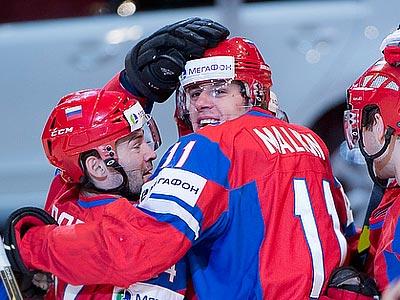 Евгений Малкин и Илья Никулин рассказали о матче с чехами