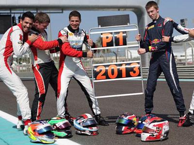 «Русское время» на пути к победе в GP2 Series