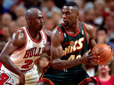 Шон Кемп рад возвращению баскетбола в Сиэтл