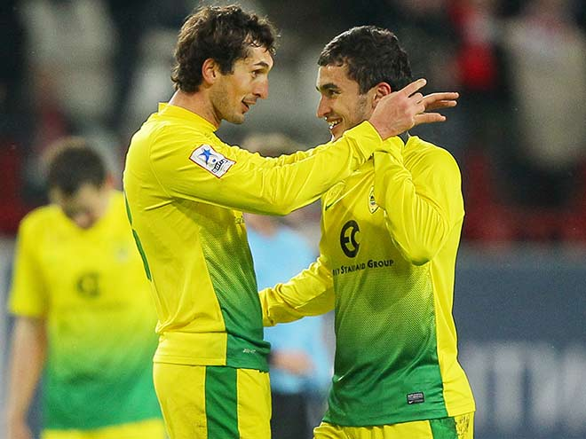 Миланов, Девич и Манучарян  – в сборной 21-го тура