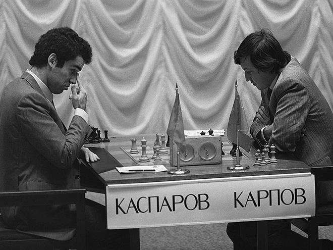 Самые интересные моменты матчей за звание чемпиона мира по шахматам