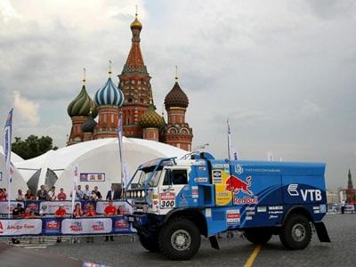 """Стартует ралли-марафон """"Шёлковый путь — 2013"""""""