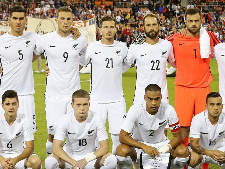 Новая Зеландия откроет Кубок Конфедераций