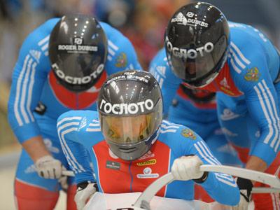Александр Зубков и его экипаж