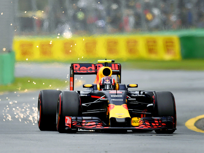 Обзор стартовой решётки Гран-при Австралии Формулы-1